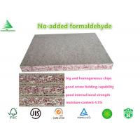 New product on China market high quality 4X8 18MM no -added formaldehyde plain particle board