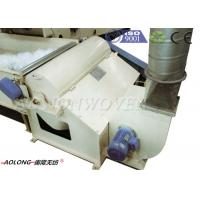 Cheap PLC control 1400mm 3.75kw Auto Cotton bale Opener with  Laber Saving for sale