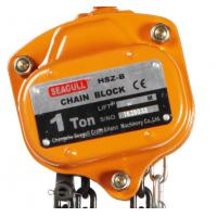Cheap Lightweight Steel Forged Manual Chain Hoist For Engineering Lifting Equipment for sale