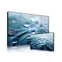 Cheap Ultra Thin LCD Video Walls 55 Inch 4 * 4 For Lobby Exhibition Station For Hotel Theater for sale