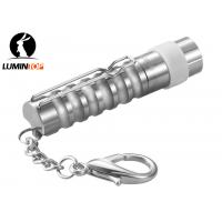 Colored Everyday Carry Flashlight Great Design Key Chain Small Size Manufactures