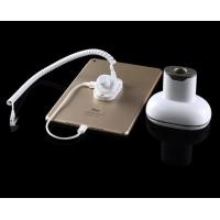 COMER alarm display protection for secured tablet with charging stands