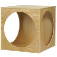 Wooden Play House Cube Manufactures