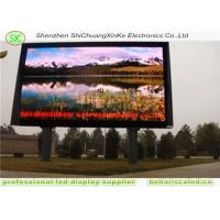 Cheap Waterproof Digital Outdoor LED Signs PH10 10mm Outdoor LED Electronic Signs for sale