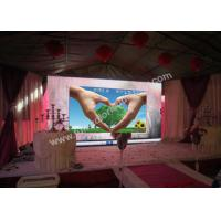 Cheap 1/16 Scan P3.91 Indoor Rental Led Video Wall Hirewith 500x1000mm Cabinet for sale