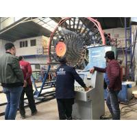 China automatic cage welding machine for concrete pipe on sale
