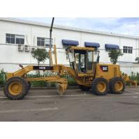used year -2014 CAT 140k grader for sale, Grader Heavy Equipment With Push Block Manufactures