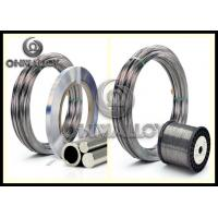 CrNi1560 Nichrome Alloy 8.2 g/cm3 Density Nichrome Heater Wire  For Furnaces Manufactures