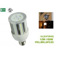 China 360 Degree Exterior Samsung Chipset LED Corn Cob Light Bulb UL cUL us Listed on sale