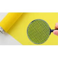 Heat Resistance Polyester Printing Screen Yellow Color Manufactures