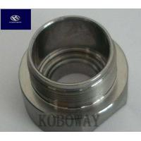 Custom Stainless Steel Parts / 316 SS Small Mechanical Parts For Industrial Equipment Manufactures