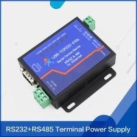 USR-TCP232-410S RS232 RS485 to TCP/IP Converter Serial Ethernet Server Free Ship Manufactures