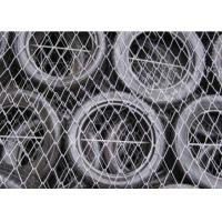 SNS Flexible protection wire mesh / tecco mesh for Rock boundary wall Manufactures