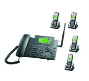 China 2.4G Wireless Telephone Set on sale