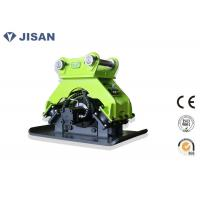 China High Frequency Vibrating Excavator Plate Compactor For Komatsu Excavator PC200 on sale