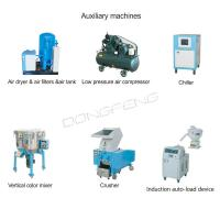 Fully Automatic Plastic Bottle Blow Molding Machine , PET Injection Molding Machine Manufactures