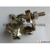 Pressed Scaffolding Couplers EN74 For Pipe Dia 48.3mm x 48.3mm Manufactures