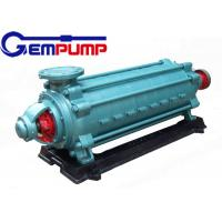 DF type chemical centrifugal pump / Mining industry pump 84~666 m Head Manufactures