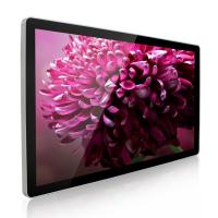 High Definition Digital Lcd Display Board , Lcd Advertising Player Aluminum