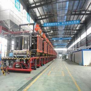 EPS shape molding machine