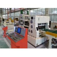 RS-3x1600  Rotary Shear Cut To Length Line Thickness 0.3-3 Mm Maximum Width 400-1600mm Manufactures
