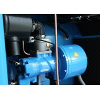 Variable Frequency Rotary Screw Air Compressor Variable Speed Motor 10HP
