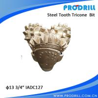 API standard TCI tricone bits / steel tooth tricone bits Manufactures