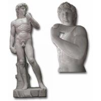 China Marble Statue,Stone Carving, -Michelangelo's David on sale