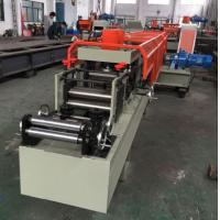 Cheap Ladder Cable Tray Roll Forming Machine Roller Material Gcr15 Rolling Form Machine for sale