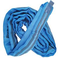 AS4497.1 WLL 8T Flexible Endless Lift All Round Slings 100% Polyester For Steel Mesh Manufactures