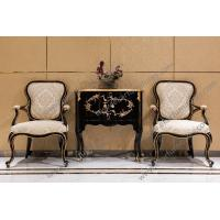 China New invention 2016 home goods furniture wood products wood antique chair TR-010 on sale