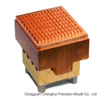 High Precision CNC Milling making edm electrodes Copper Material