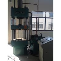 Durable 100 Ton Hydraulic Press , SMC Meter Box Automated Hydraulic Press Manufactures
