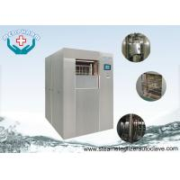Cheap Compact PLC System Laboratory Steam Sterilizer With Built In Printer And Safety Valve for sale
