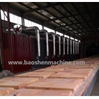 China Gas Fired Tunnel Kiln for Brick Production Line on sale