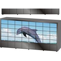 Cheap 42 Inch LCD Video Wall Monitoring System With RS-232 Serial Ports Remote Control for sale