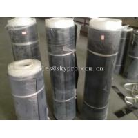 Buy cheap Fabric Rubber Sheet Roll , Textured Surface Rubber Sheets With Cotton Nylon And from wholesalers