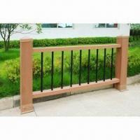 WPC Railing Bar, Eco-friendly, Saves Forest Resources Manufactures