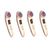 Home Use Radio Frequency Facial Machine , IPL Skin Massager Face Machine Manufactures