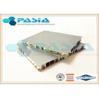 Mill Finished Aluminium Honeycomb Sandwich Panel Ship Building Materials Eco Friendly Manufactures