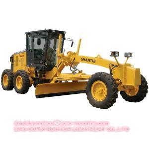 Shantui SG14-3C WP6G140E22 11T Construction Motor Grader Manufactures