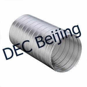 Value price Semi Rigid Flexible Duct 4 inch flexible aluminum duct Manufactures