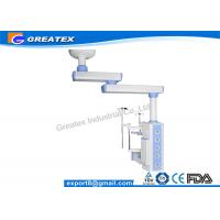 Medical ICU Gases And Electricity Supply ICU Pendant Column For Intensive Care Units Manufactures