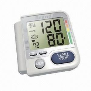 Wrist Blood Pressure Monitor by Oscillometric Measurement Method Manufactures