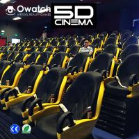 China 5D 7D Cinema Manufacturer Factory 5-years Overseas construction services Manufactures