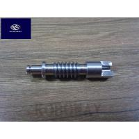 Small CNC Mechanical Parts Stainless Steel Turned Parts EM Processing Services Manufactures