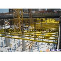 Flying Slab Formwork Systems For Large Area Slab Concrete Construction Manufactures