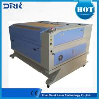 Buy cheap cheap machines to make money 100w laser engraving machine for soft fabrics wood from wholesalers