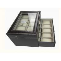 double layer watch box watch display watch pillow 20 watches Manufactures