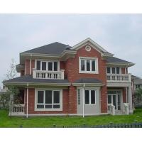 China Fabrication Steel Structure Villa , Q235B / Q345B Painting Large Residential Steel Buildings on sale